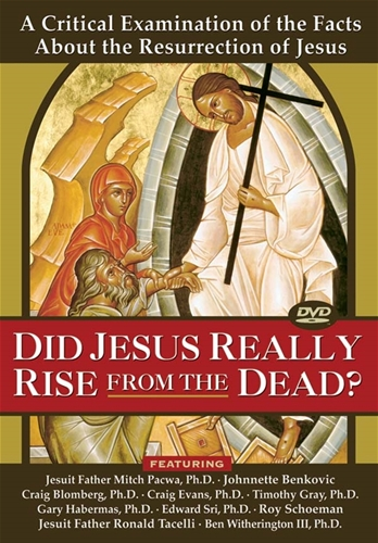 Did Jesus Really Rise from the Dead DVD