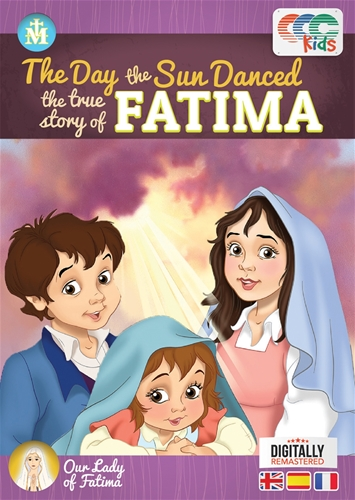 The Day the Sun Danced: The True Story of Fatima DVD