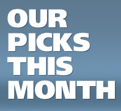 Our Picks This Month
